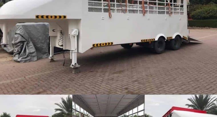 10 horse trailer