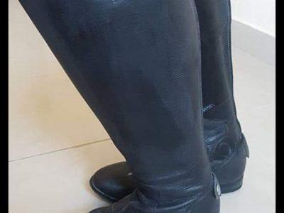 Alberto Fasciani riding boots