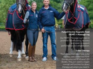 Equine Therapy and Rehab products