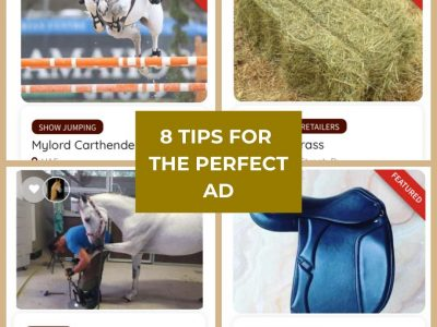 8 Tips for the perfect ad