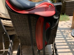 Selling PRESTIGE leather Endurance saddle – used